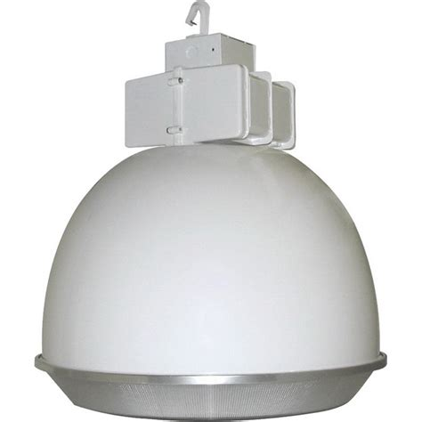Hid Light Fixture Rab Blh400aw22dlpsq Metal Halide Hid Low Bay Fixture 400 Watt 41000 Lumens L Included