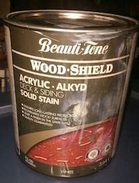 beauti tone wood shield deck siding solid stain