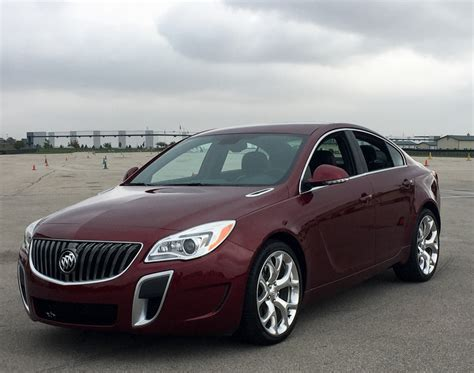 buick reagal 2016 buick regal gs the awesomer