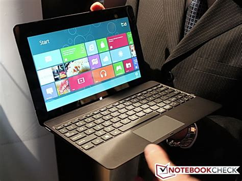 Tablet Asus Windows 8 Termurah mystery asus windows 8 tablet hits fcc notebookcheck net