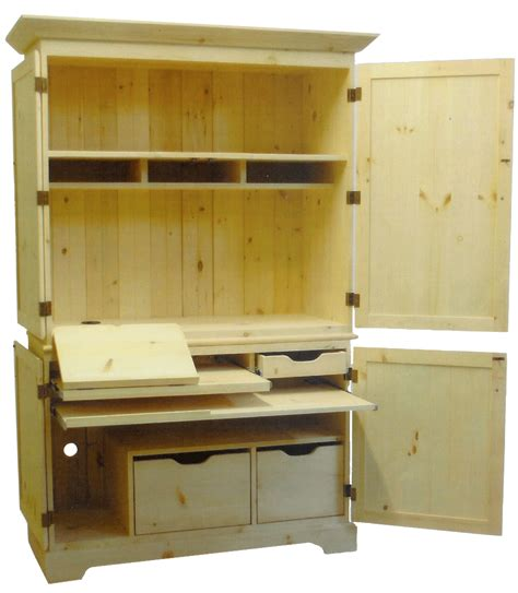 hutch armoire furniture desk top hutch office armoire desk hutches
