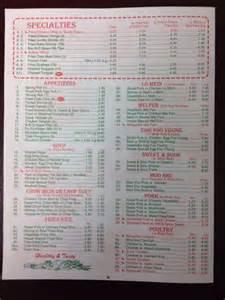 li s garden menu menu for li s garden east richmond