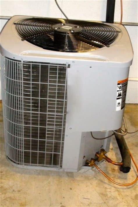 homeowner gray cooling man air conditioning