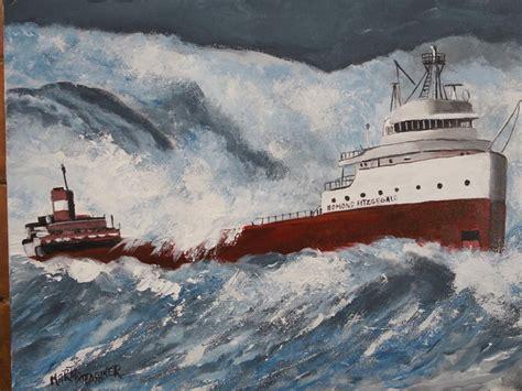 ss edmund fitzgerald sinking sinking ship simulator edmund fitzgerald sinks ideas