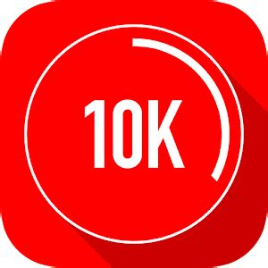 couch 10k couch to 10k running trainer android apps on google play