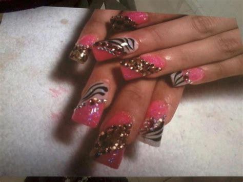 fotos de uñas acrilicas llamativas www u 241 as acrilicas