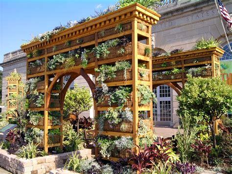 United States Botanic Garden Washington Tripomatic Washington Botanical Gardens