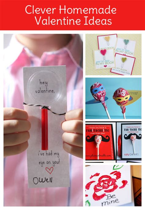 cute homemade valentine ideas get creative with homemade valentines club chica circle