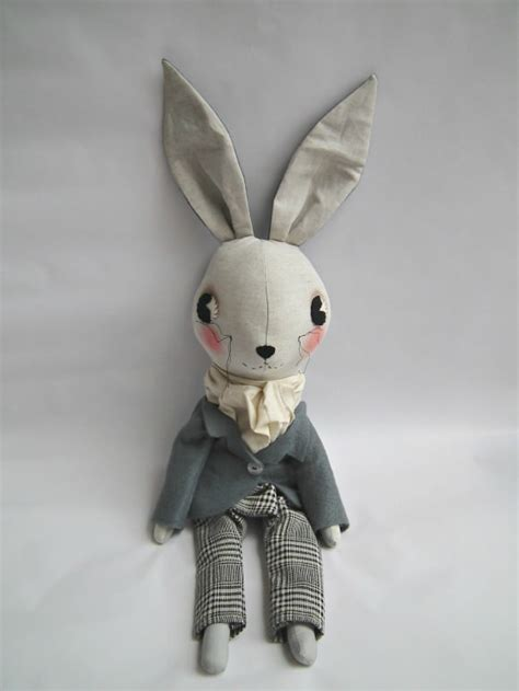 Handmade Rabbit - handmade rabbit 28 images mitsy handmade rabbit doll