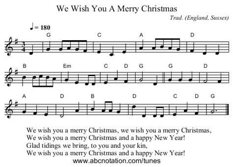 merry christmas staff notation merry christmas christmas merry