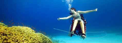 sognare sedia a rotelle la sedia a rotelle subacquea di sue centro