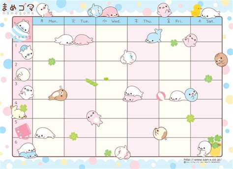 2014 printable monthly calendar cute printable calendars and schedules kao ani com