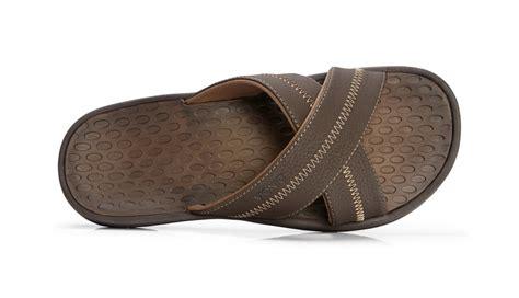 comfort slide sandals vionic adam men s comfort slide sandals ebay