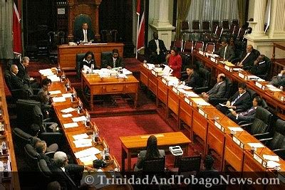 Cabinet Of And Tobago by Parliament 171 And Tobago News