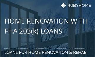 fha 203k loans everything you need to rubyhome