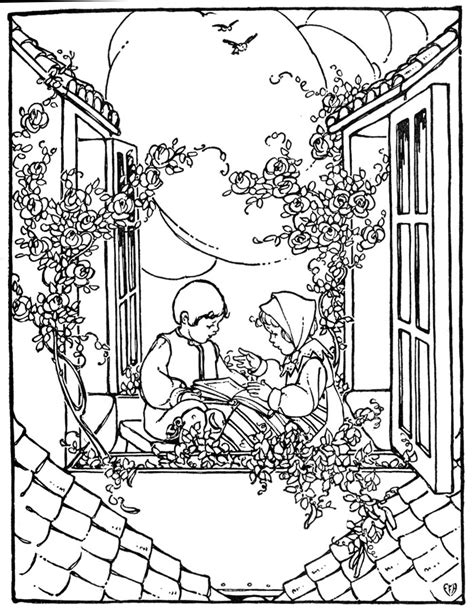 coloring pages vintage vintage coloring pages the style and fashion gianfreda net