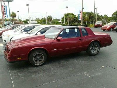 Purchase New Classic 1982 Chevy Monte Carlo In Saint James