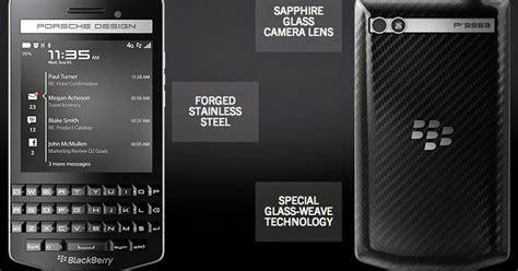 Hp Blackberry Keluaran Baru spesifikasi harga baru smartphone blackberry porsche