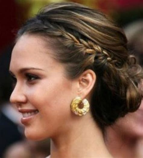 easy braided hairstyles for short hair braided hair styles easy hairstyles for short hair