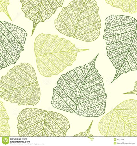 leaf pattern illustrator leaves pattern stock image image of graphic ecology
