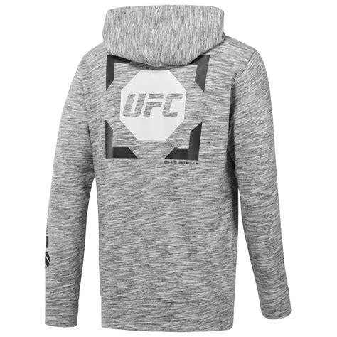 Jaket Sweater Hoodie Zipper Ufc Trainer King Clothing reebok ufc fg zip hoodie grau