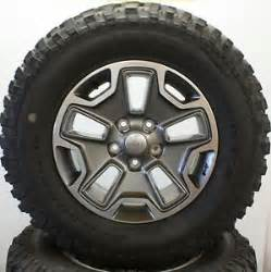 Jeep Rims And Tires Package 17 Wheel Tire Package Ebay