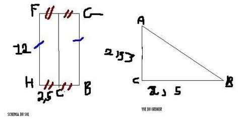 Comment Calculer Une Superficie 5335 by Loi Carrez Calculer Une Sperficie Forum Math 233 Matiques