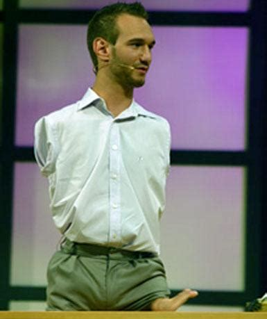 the biography of nick vujicic who is nick vujicic daddydee