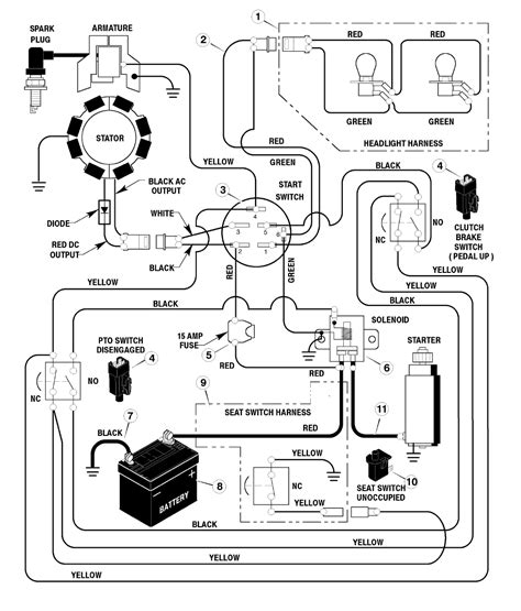 briggs and stratton 24 hp wiring diagram briggs free
