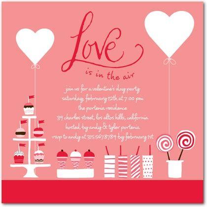 valentines invitation invitations theruntime