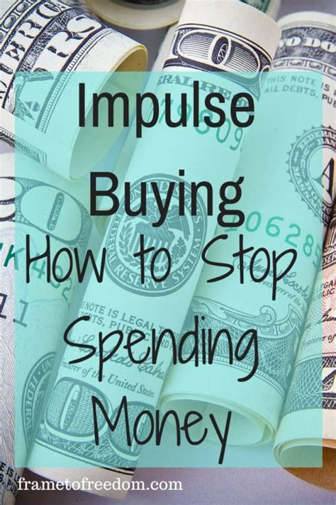 Tips To Stop Impulse Buying by 17 Best Ideas About Money Saving Tips On