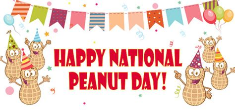 happy national peanut day september 13 pacifier