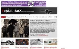 sax dresden veranstaltungskalender web design timeline a page on cybersax de crayon