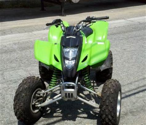 Quads Background Check 2003 Kawasaki Kfx 400 For Sale Used Atv Classifieds