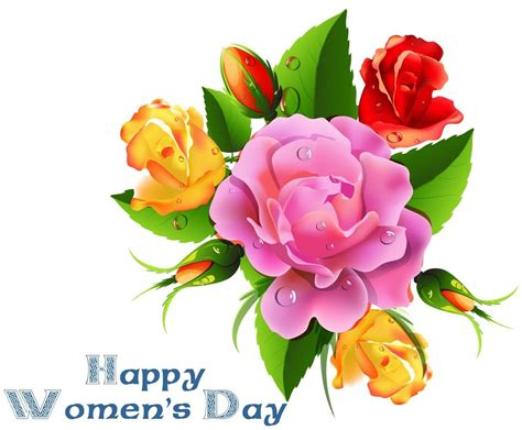 happy day flowers happy women s day flowers picture