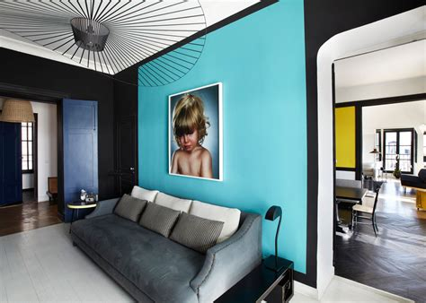 room wall blue color decoration ideas for living room small design ideas