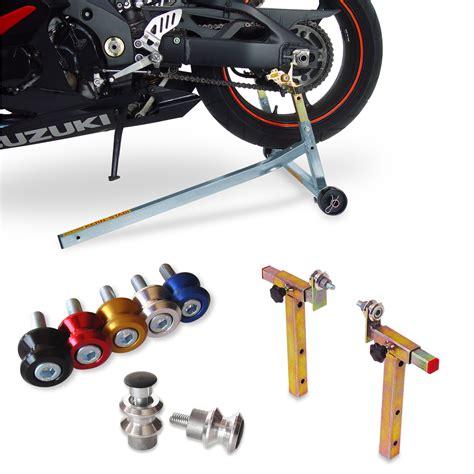 Motorradheber F R Prismabuchsen by Montagest 228 Nder Mono Zentral Set S1 Inkl Heck Aufnahme