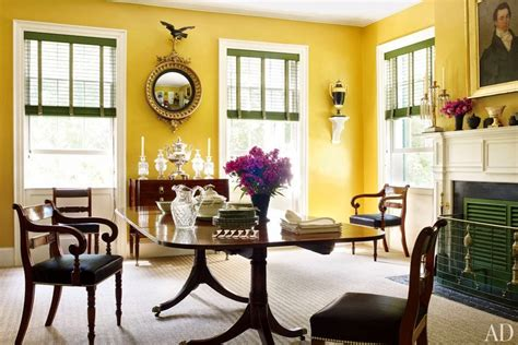 home interior design  elegant federal style country house