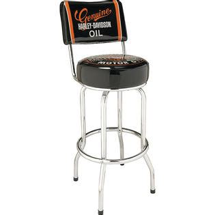 Sears Bar Stools With Backs by Harley Davidson Can Bar Stool With Back Tools