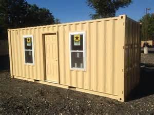 Storage Containers Nj - 20 ft office shipping container nj ny pa ct ebay