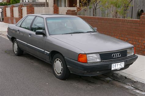 Audi 100 2 3 E by File 1990 Audi 100 Type 44 Cd 2 3 E Sedan 2015 07 14