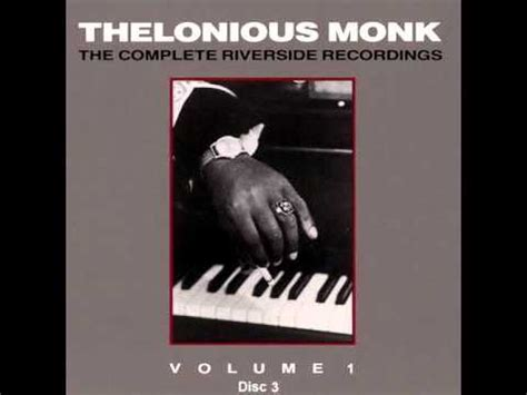 thelonious monk bemsha swing thelonious monk bemsha swing live at the it club disc 1