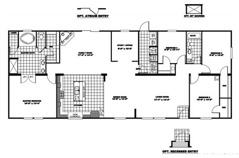 clayton floor plans manufactured home floor plan clayton colonial 289795