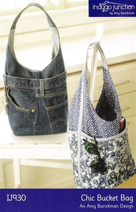 pattern for jeans bag pattern recycled denim jeans bag by indygo junction