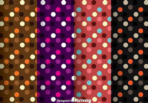 polka dot pattern download dark polka dot pattern download free vector art stock