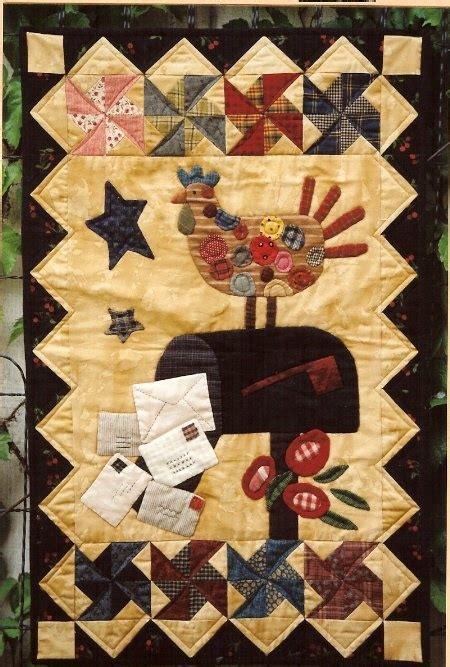 first class patterns country threads chicken quilt patterns first class