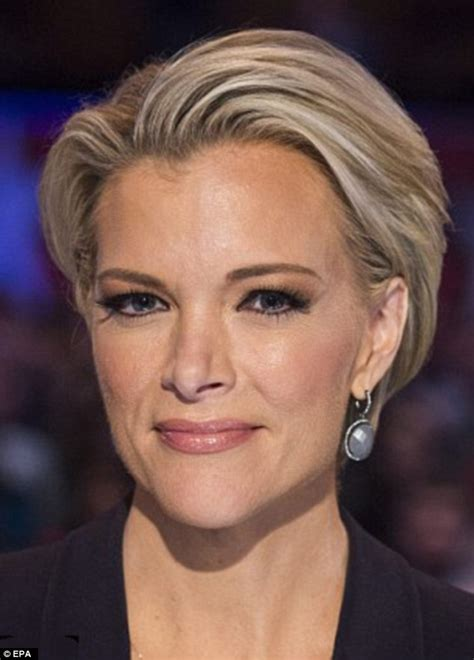 megyn kelly long hair megyn kelly reveals she cut her long blonde hair during