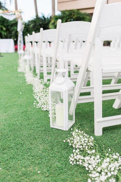 Wedding Aisle Marker Ideas by 17 Best Ideas About Wedding Aisle Lanterns On