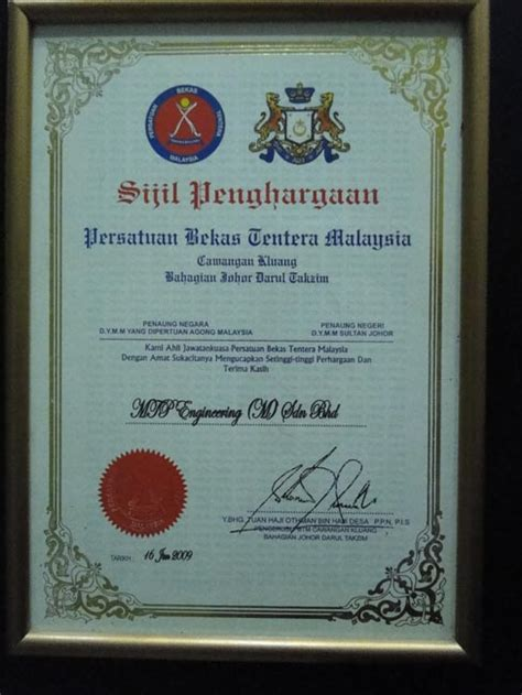 Mba Assurance Sdn Bhd by Our Quality Assurance Precision Die In Malaysia