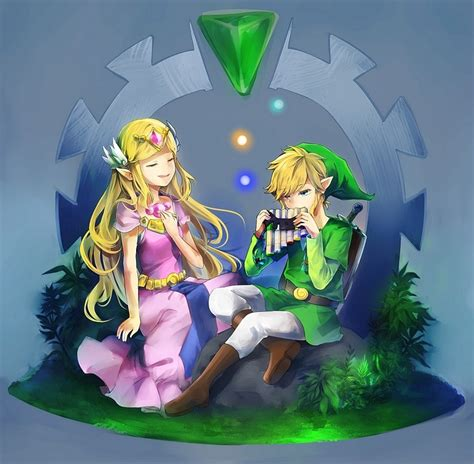 9 Anime Link by 1000 Images About The Legend Of On